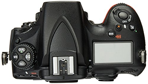 Nikon D810 FX-format Digital SLR Camera Body