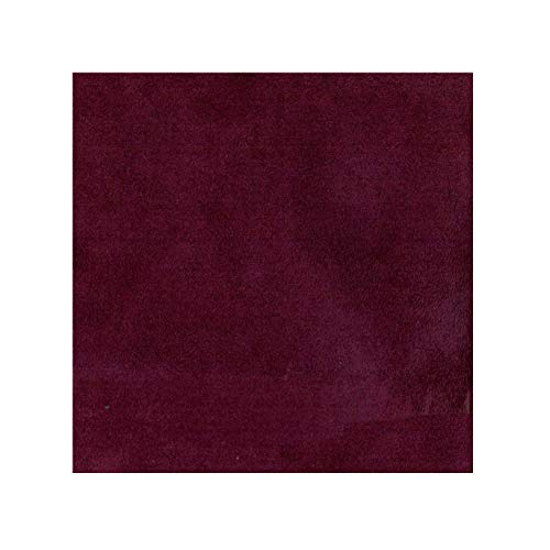 Mybecca Microsuede Suede Fabric Upholstery Drapery Furniture Cover & General Use Fabric 58/60