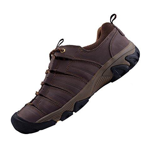 Wanderschuhe Walking-Schuhe Trekkingstiefel Wanderschuhe Bergsteigen Schuhe EU-Größe 44, Größe UK 8.5, Schuhe Länge 270mm