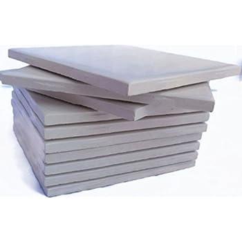 6x6 Ceramic Wall Tile Square Color Matte White Bath