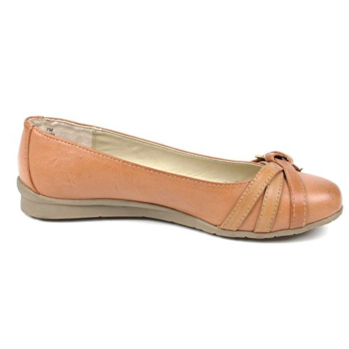 MIA Womens Alisa Flat Shoe 7.5 5kkAPcadCz