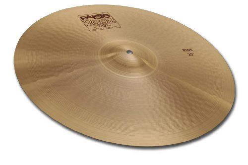 Paiste 2002 Classic Cymbal Ride 22-inch - Paiste 2002 Ride Cymbal