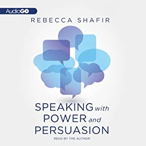 Speaking with Power and Persuasion Speech