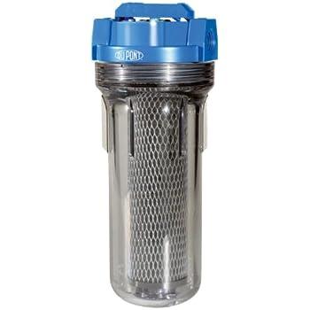 dupont wfpf38001c universal valveinhead whole house water filtration system - Whole House Water Filtration Systems