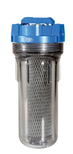 (DuPont WFPF38001C Universal Valve-in-Head Whole House Water Filtration)