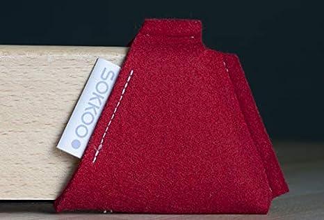 Rosa Stuhlsocken Kratzer und L/ärm vermeiden Sokkoo Stuhlbeinsocken f/ür verstellbarer und mitwachsender Tripp Trapp Hochstuhl Stuhlbeinsocken Stuhlbeinschoner