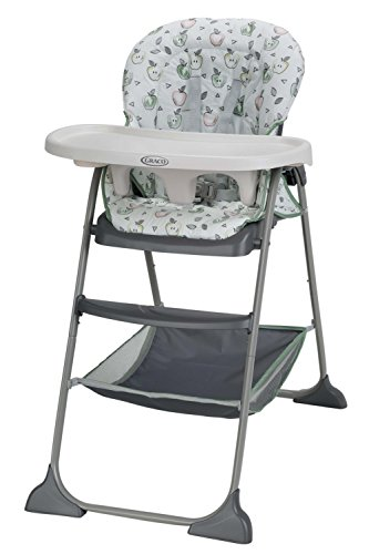 Graco Slim Snacker Highchair, Gala