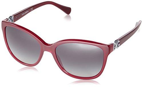 Dolce&Gabbana DG4258 Sunglasses 29668G-56 - Bordeaux Frame, Grey - And Gabana Frames Dolce