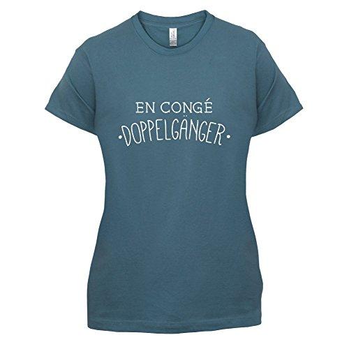 En congé fantasy doppelgänger - Femme T-Shirt - Bleu - L