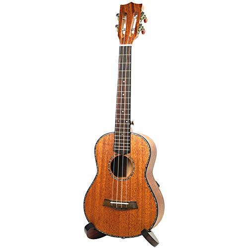 NUYI 23/26 Inch Ukulele 4 String Small Guitar Mahogany Veneer Full Veneer High-End Elegant Classical/Acoustic Ukulele