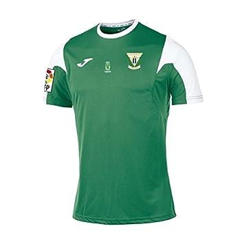 Joma 1ª Equipación Club Deportivo Leganés 2015/2016 - Camiseta Oficial, Talla L
