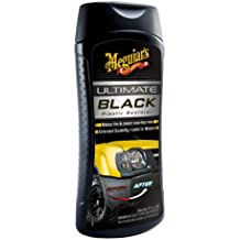 Meguiar's G15812 Ultimate Black Plastic Restorer - 12 oz.