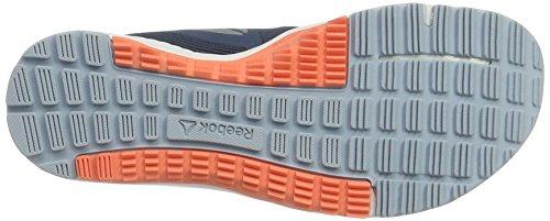 Reebok Ros Workout Tr 2.0, Zapatillas de Deporte para Mujer Azul (Brave Blue /             Gable Grey /             Stellar Pink /             Pure)