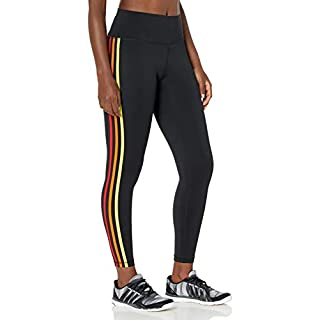 adidas womens Believe This 2.0 7/8 Tights Black Small