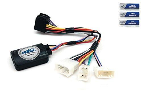 JVC Lenkrad Fernbedienung Adapter Toyota Avensis und: Amazon.de ...