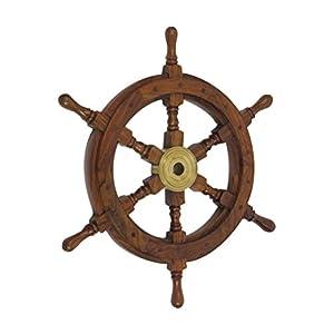 41KLJ5ql-tL._SS300_ Nautical Wooden Signs & Nautical Wood Wall Decor