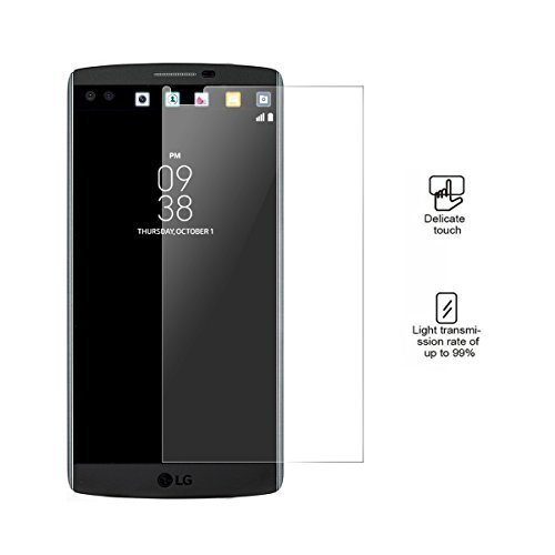 Lg V10 Screen Protector Yootech Lg V10 Tempered Glass