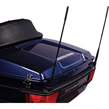 J&M Audio Shorty External Antenna Upgrade for 2014 and Newer Harley-Davidson Touring models with Radio - HBSA-1416