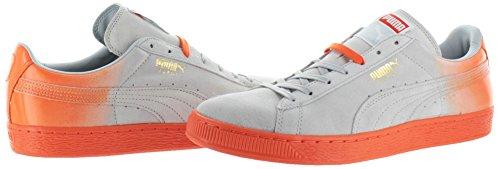 Puma Suede Classic Herenmode Sneakers Schoenen Grijs Maat 11