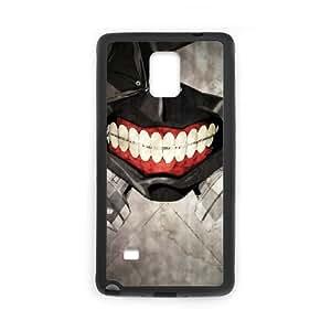 H6H61 japonesa Tokyo Ghoul N6M4JE funda Samsung Galaxy funda de casos Nota 4 del teléfono celular cubren PS8PYD9TR negro