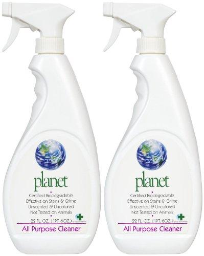 Planet All Purpose Spray Cleaner - 22 oz - 2 pk