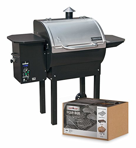 Camp Chef SmokePro DLX PG24S Pellet Grill With Sear Box - Bundle by Camp Chef (Image #1)