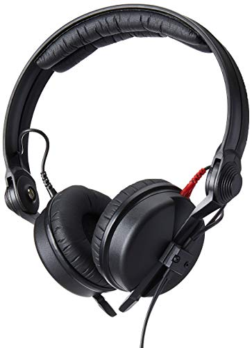 HD 25-1 II - Closed-Back Stereo Headphones - Hd 25 Professional Closed Headphone