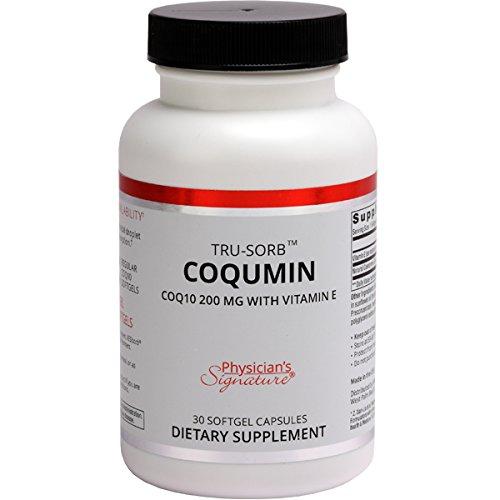 CoQ10 - Tru-SorbTM Coqumin - Physician's Signature by WT Rawleigh