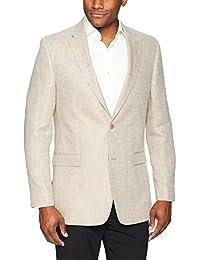 Men's Single Breast Two Button Blazer