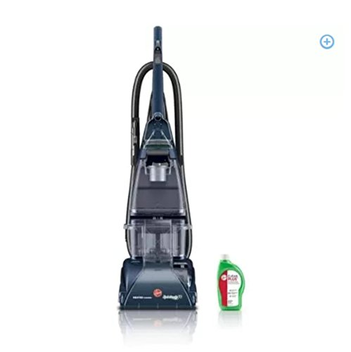 Hoover SteamVac SpinScrub Carpet Washer with Clean Surge