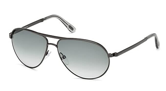 4c24bdb0d29 Image Unavailable. Image not available for. Color  Tom Ford FT0144 Marko  Sunglasses ...