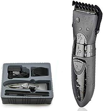 Recortador De Cabello Eléctrico 2020 Lavable Pelo Eléctrico Recargable Maquinilla De Afeitar Para Hombres Bebé Inalámbrico Barba Recortador A La Afeitadora Máquina De Corte De Pelo
