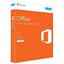 Microsoft Office Home and Business 2016 English Medialess P2