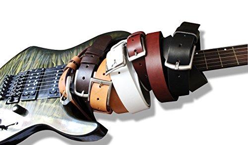 Cintura Nero modello di vitello durevole e cuoio unisex resistente groppone in classico rtqrPw