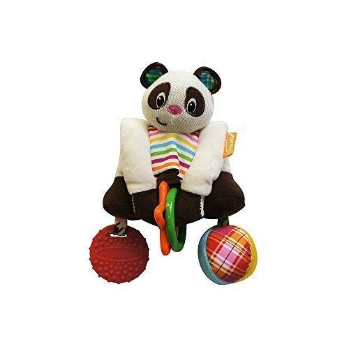 Infantino Wrap Around Travel Pal - Panda