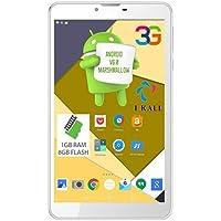 IKALL N9 Tablet (7-inch,1 GB, 8 GB, Wi-Fi + 3G), White