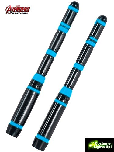 Avengers 2 Age of Ultron Child's Black Widow Batons]()