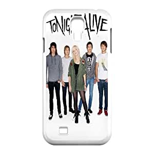 tonight alive Discount Personalized Cell Phone Case for SamSung Galaxy S4 I9500, tonight alive Galaxy S4 I9500 Cover