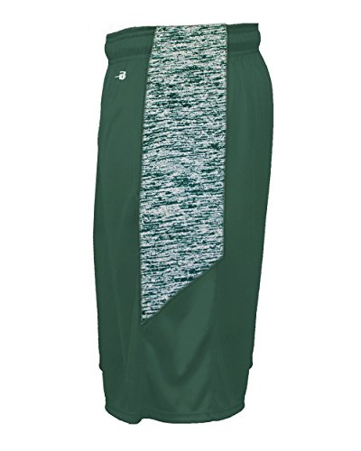 Forest Green Sublimated Color Side Panel Blend Youth Small 7