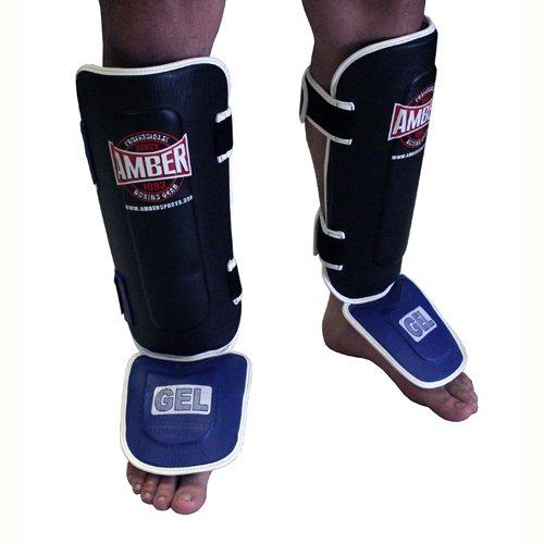 Amber Fight Fight GearジェルMMA Shin Shin & Instepフリースタイル GearジェルMMA X-Large B004WY0EQK, 室生村:5776698c --- capela.dominiotemporario.com