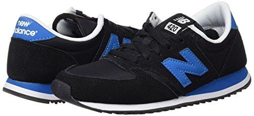 Balance 420 Course Multicolore De Chaussures New noir 001 Unisexe gOZxqxz