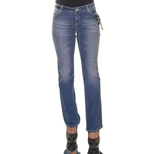ccfd4006c1429 INC Womens Denim Curvy Fit Bootcut Jeans chic - colomboimpex.com.au