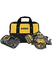 DEWALT DCS578X1 FLEXVOLT® 60V MAX* Brushless 7-1/4 in. Cordless Circular Saw with Brake Kit