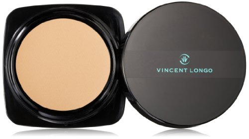 VINCENT LONGO Water Canvas Creme-To-Powder Foundation, Natural - Canvas Foundation Face