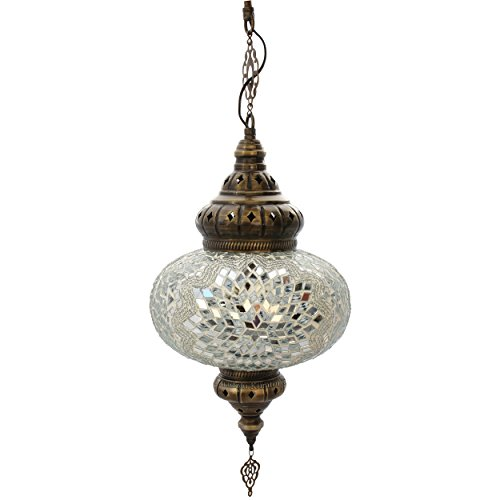 Ceiling Pendant Fixtures, Mosaic Lamps, Turkish Lamps