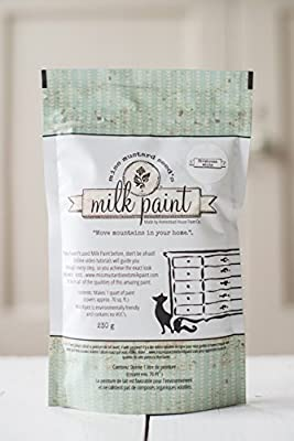 Miss Mustard Seed Milk Paint (Farmhouse White)
