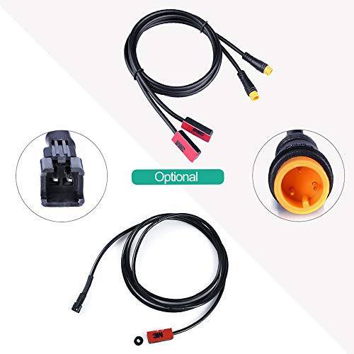 BAFANG Electric Bike Brake Sensor Cable Motor Brake Sensor Cable Compatible with Hydraulic and Mechanical Brake Electric Bicycle