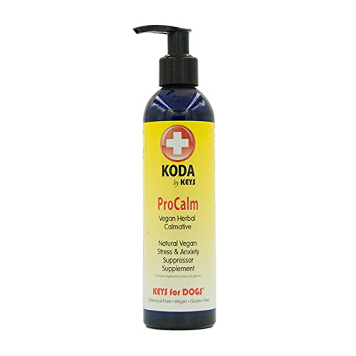 KODA Pro Calm Natural Calmative and Relaxation Elixir for Pets by Koda