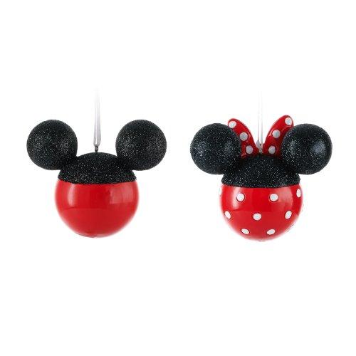 Hallmark Disney Mickey And Minnie Mouse Silhouettes