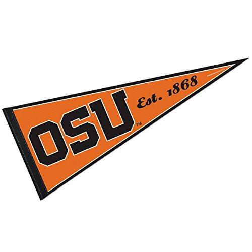 (WinCraft NCAA Oregon State University WCR13579814 Bulk Classic Pennant, 12